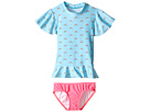 Seafolly Kids Rainbow Chaser Sunvest Set (Infant/Toddler/Little Kids)