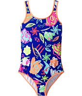 Seafolly Kids - Neon Pop Tank Top (Little Kids/Big Kids)