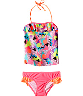 Seafolly Kids - Memphis Meow Singlet Bikini (Toddler/Little Kids)