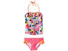 Seafolly Kids Memphis Meow Singlet Bikini
