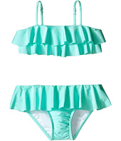 Seafolly Kids - Memphis Meow Mini Tube Bikini (Toddler/Little Kids)