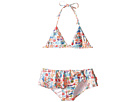 Seafolly Kids Seaside Lane Triangle Bikini