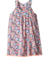 Seafolly Kids - Beach Party Dress (Toddler/Little Kids)