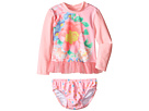 Seafolly Kids Spring Bloom Baby Sunvest Set