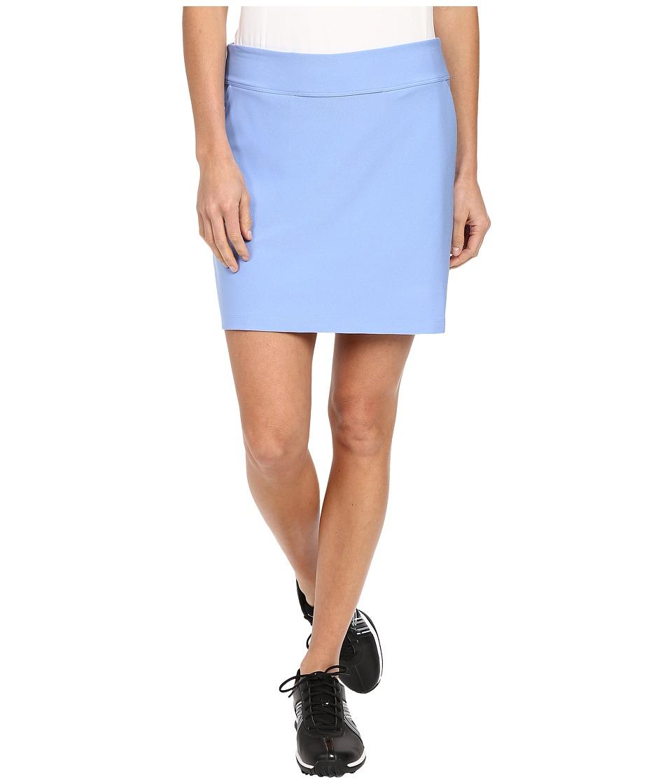 Nike Golf Tournament Knit Skort Chalk Blue/White Womens Skort