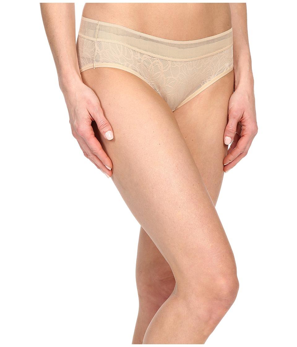 DKNY Intimates - Signature Bikini (Nude Scribble) Women's Underwear