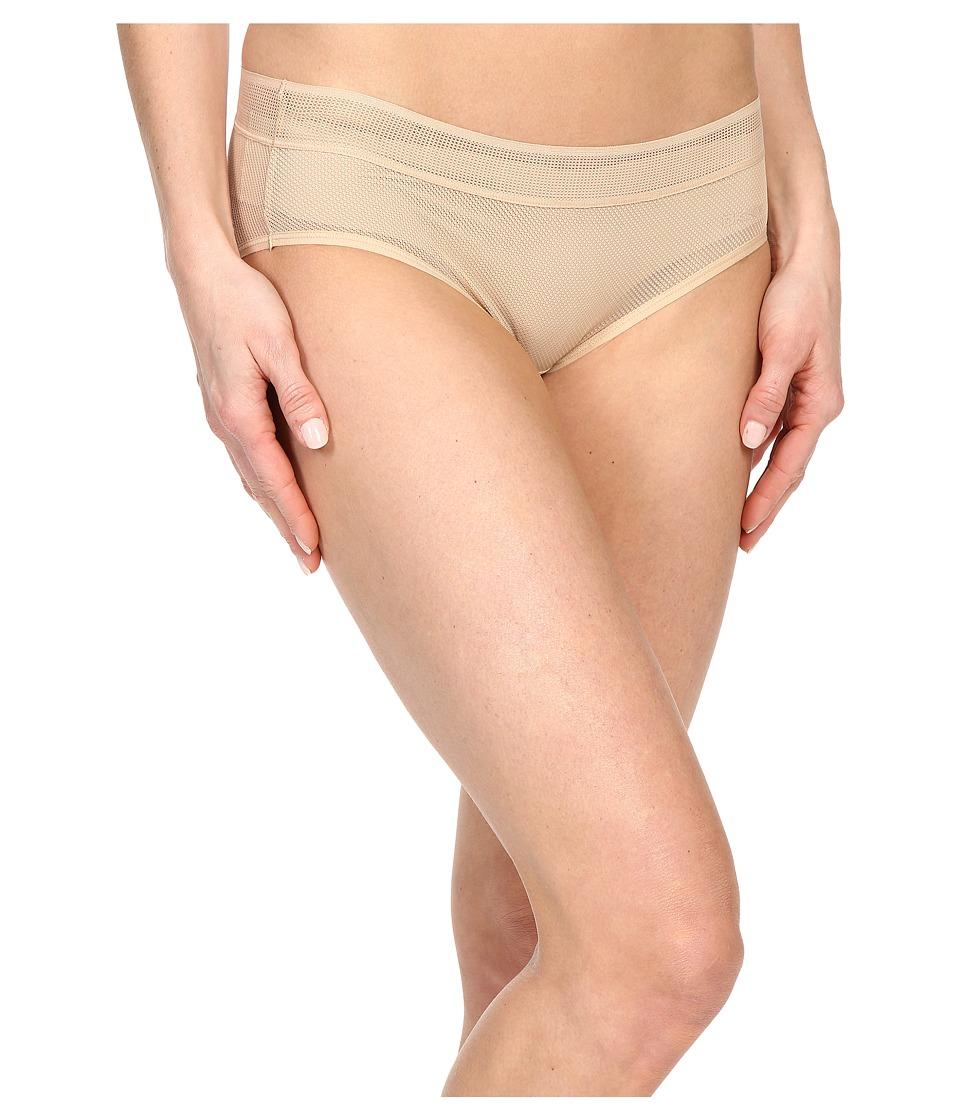DKNY Intimates Signature Bikini Skinny Dip Fishnet Womens Underwear