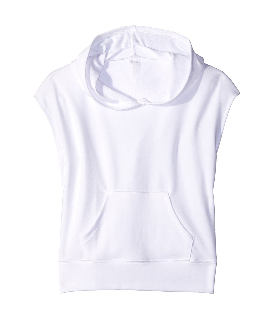 Soybu Kids Aria Vest Little Kids/Big Kids White Girls Vest