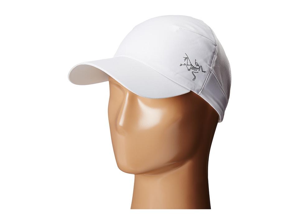 Arcteryx - Calvus Cap (White) Caps