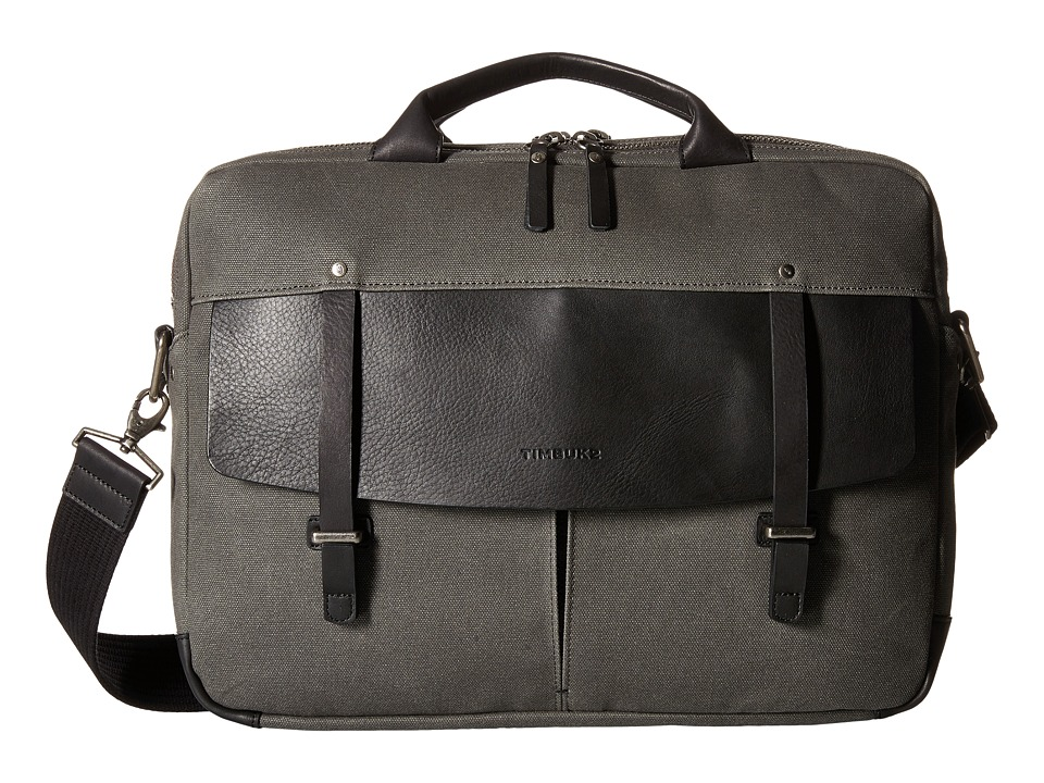 Timbuk2 - Hudson Briefcase (Carbon) Briefcase Bags