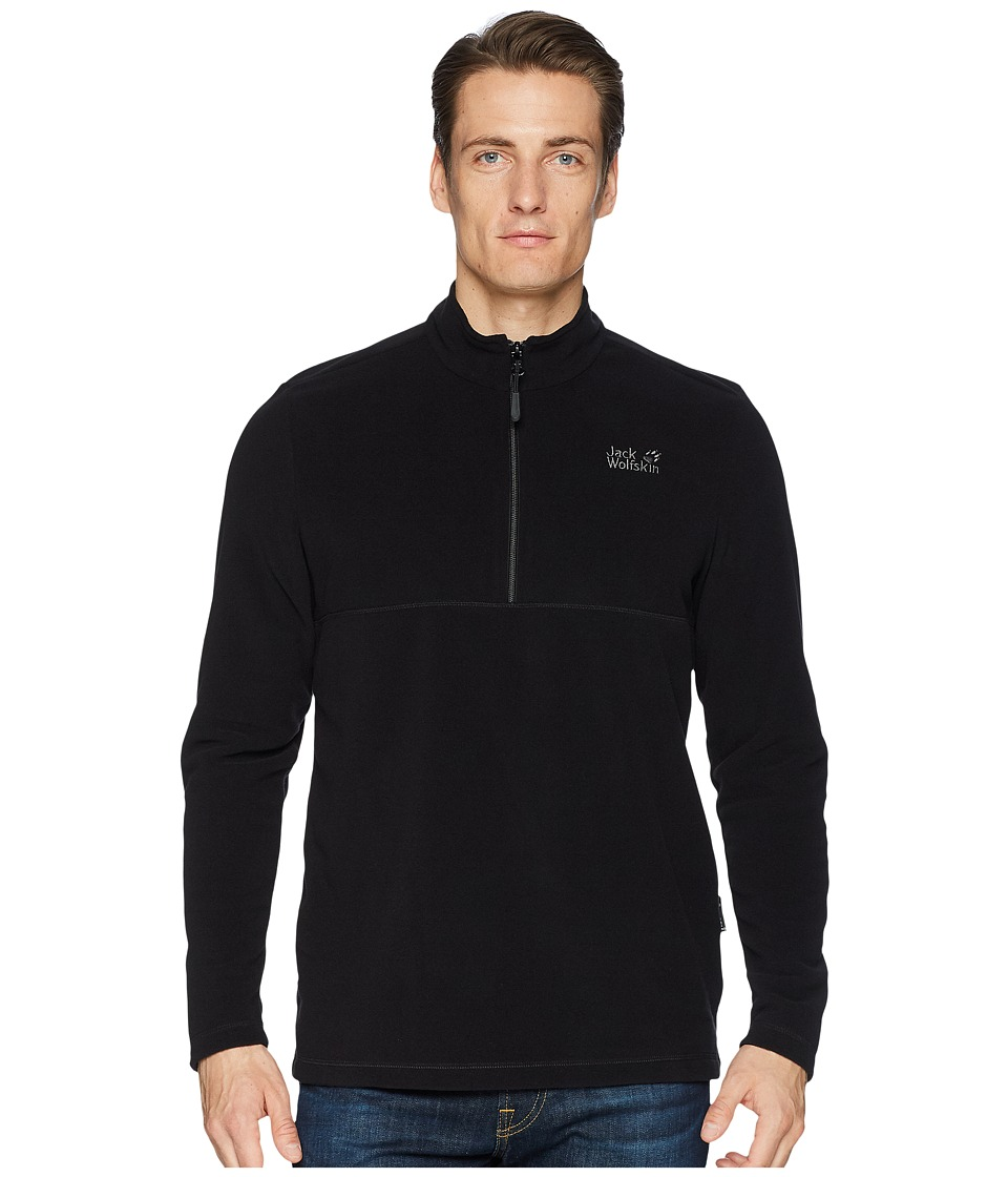Jack Wolfskin - Gecko Jacket (Black) Mens Coat