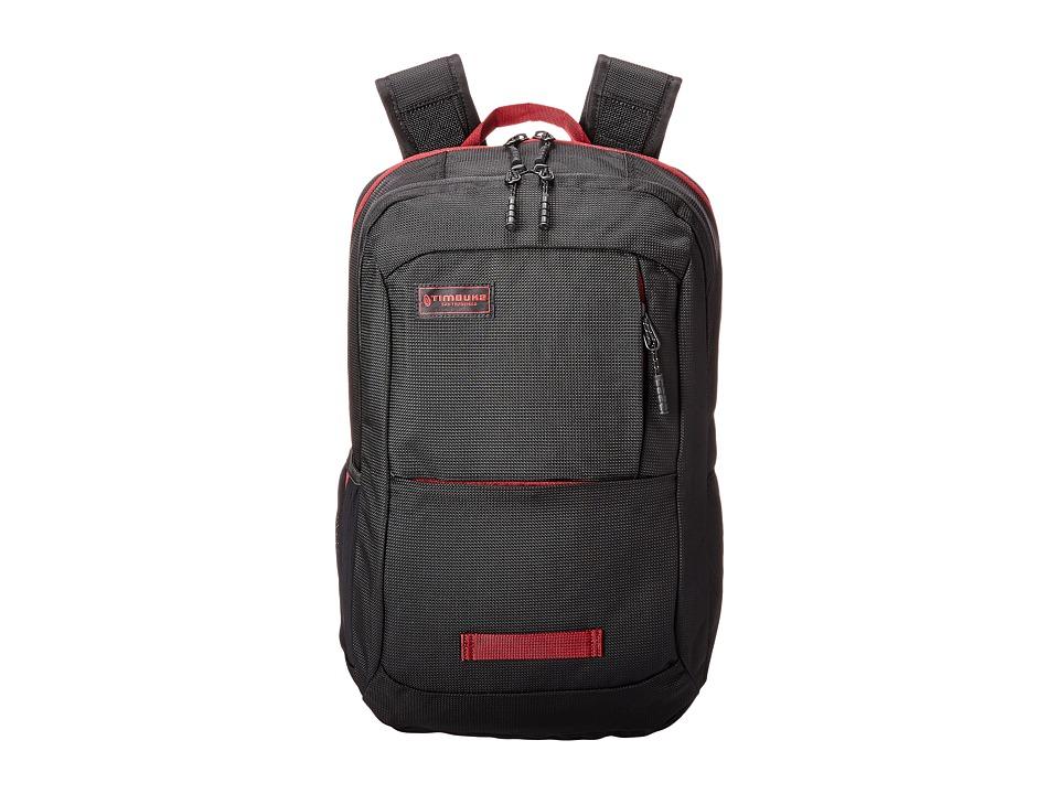 Timbuk2 - Parkside (Black/Red Devil) Backpack Bags