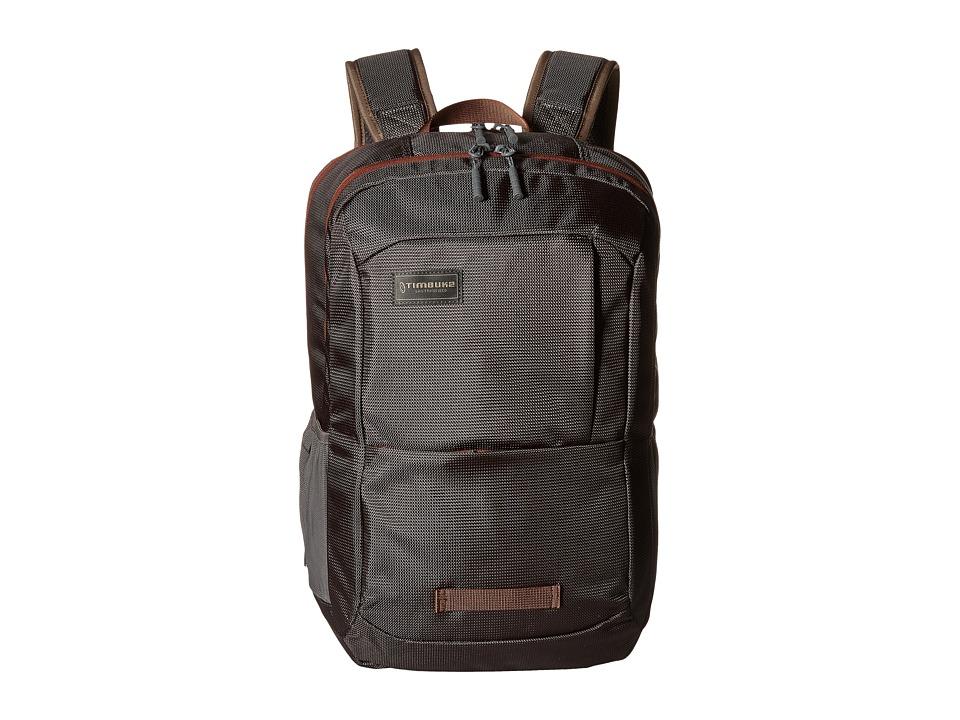 Timbuk2 - Parkside (Carbon/Molasses) Backpack Bags