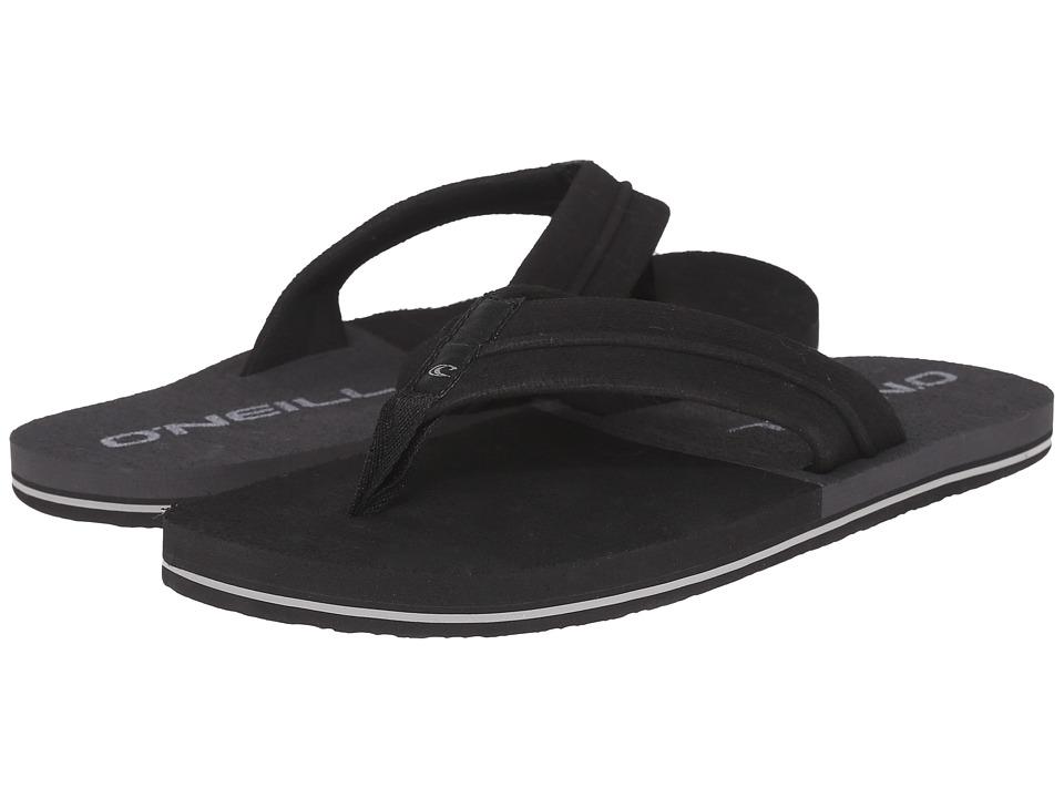 ONeill Amigo Black Mens Shoes