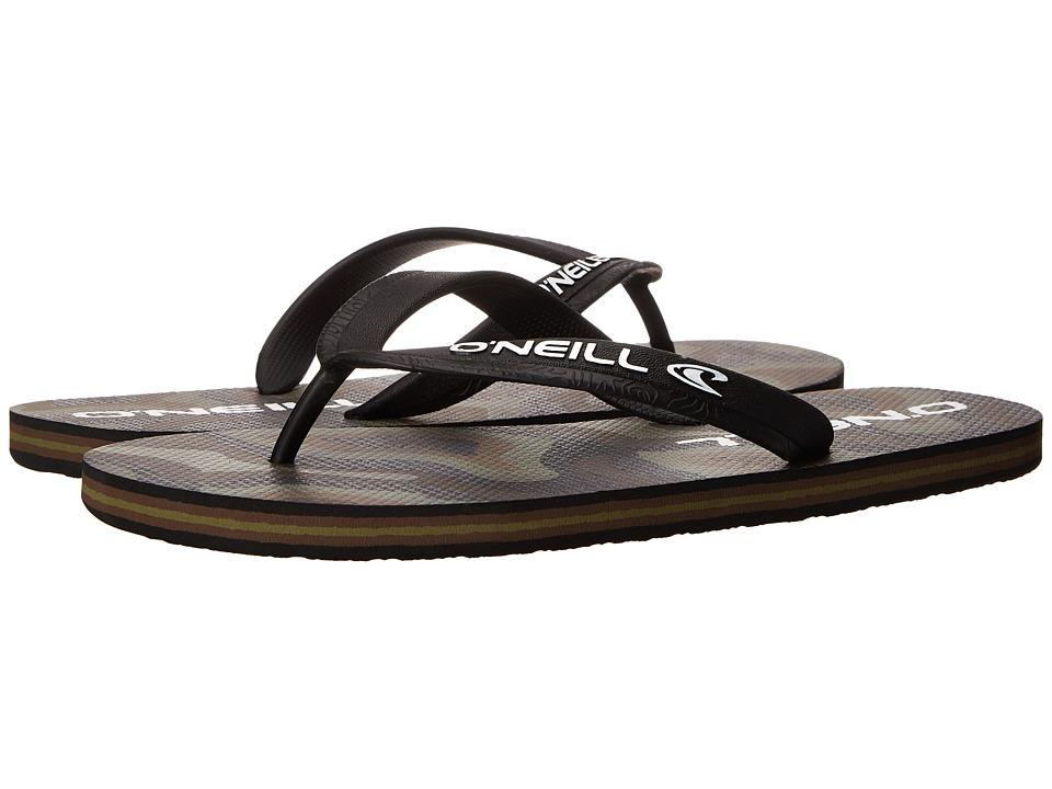 ONeill Profile Camo Mens Sandals