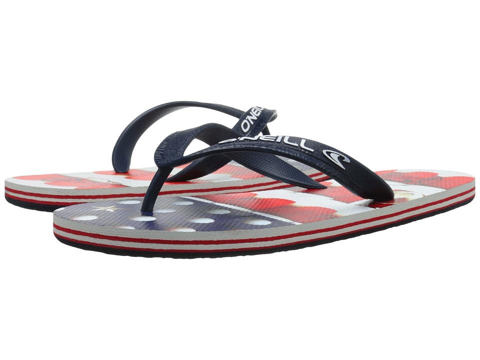 ONeill Profile Dark Indigo Mens Sandals