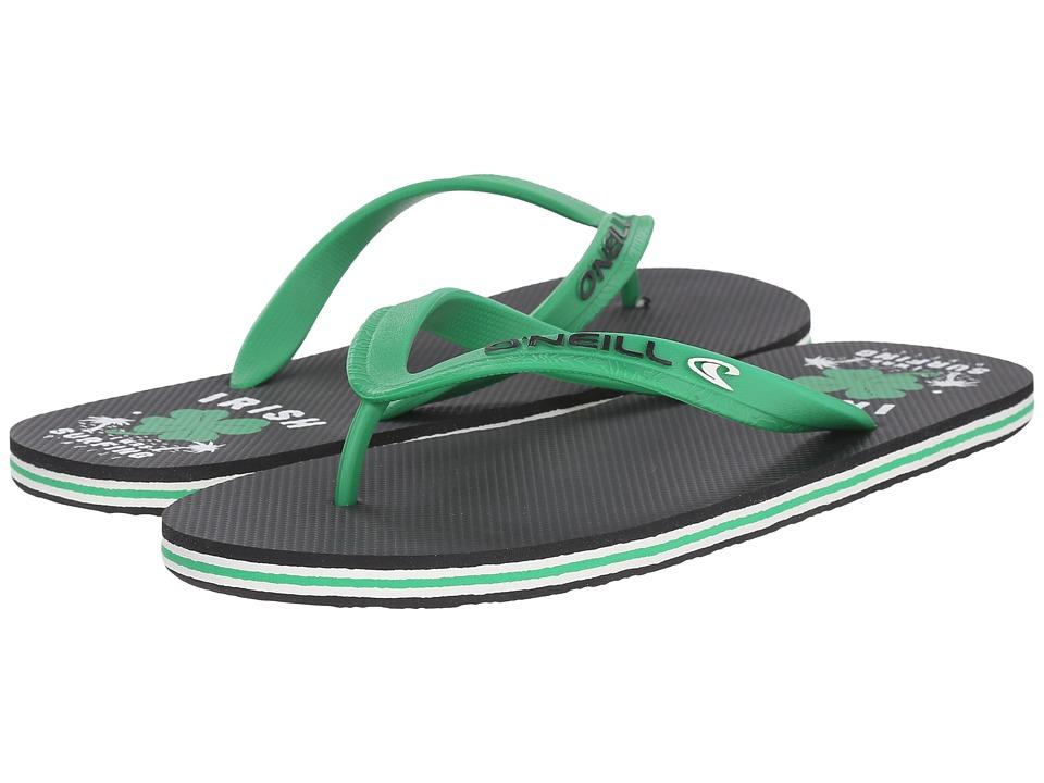 ONeill Profile Green Mens Sandals