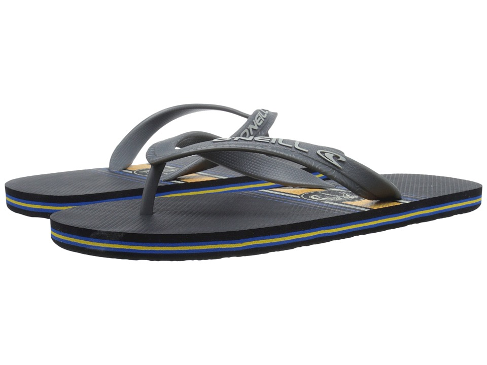 ONeill Profile Grey Mens Sandals