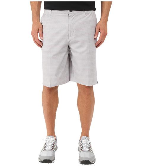 adidas Golf Ultimate Dot Plaid Shorts