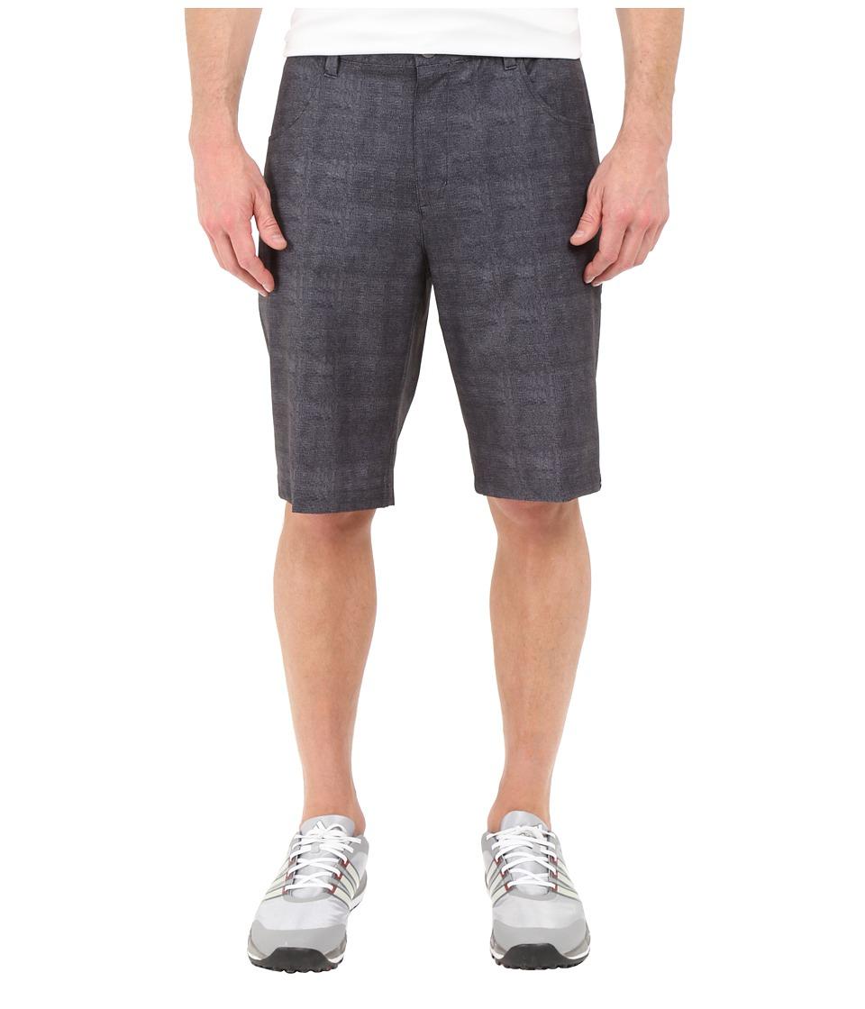 adidas Golf Ultimate Chino Shorts Black Mens Shorts