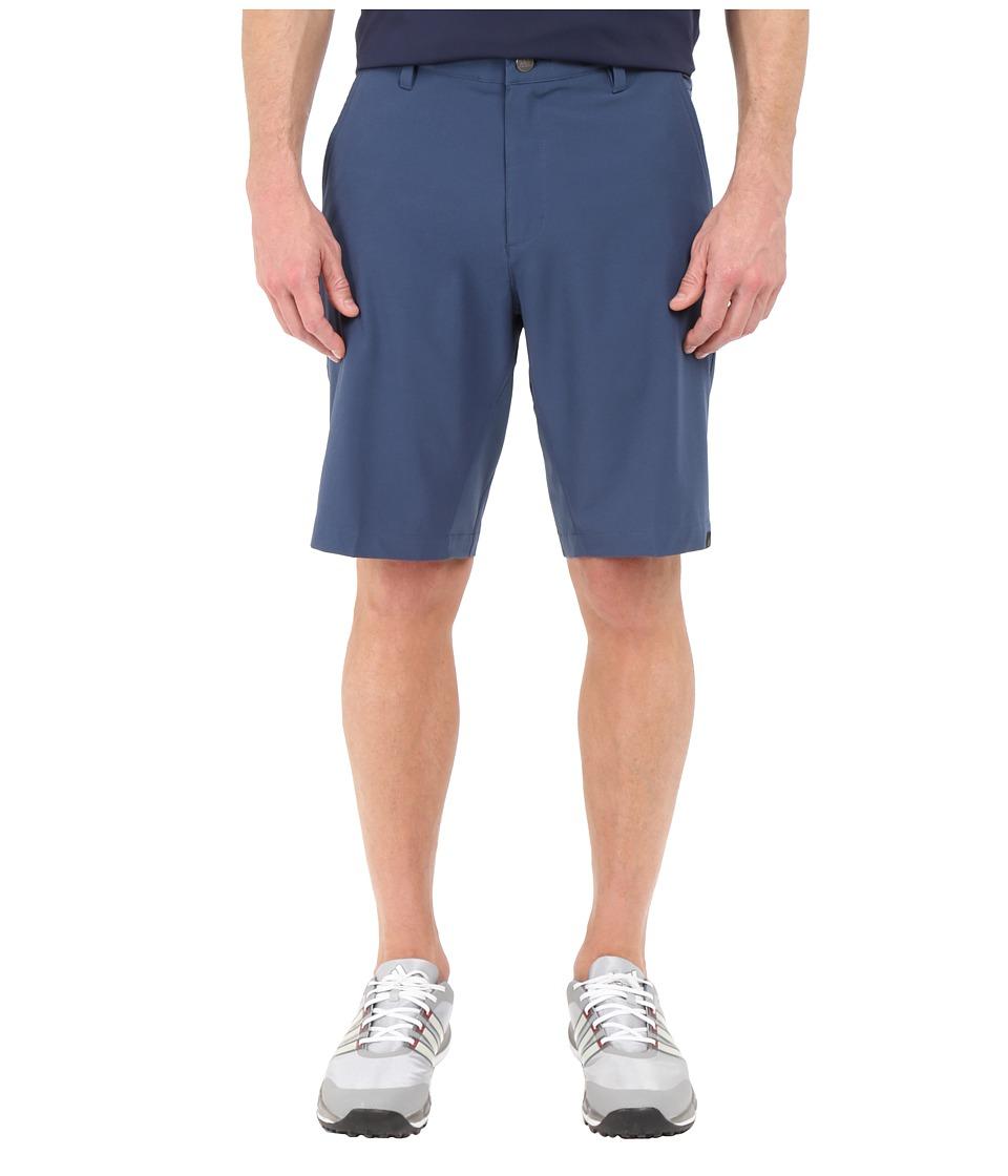 adidas Golf CLIMACOOL Ultimate Airflow Shorts Mineral Blue/Stone Mens Shorts