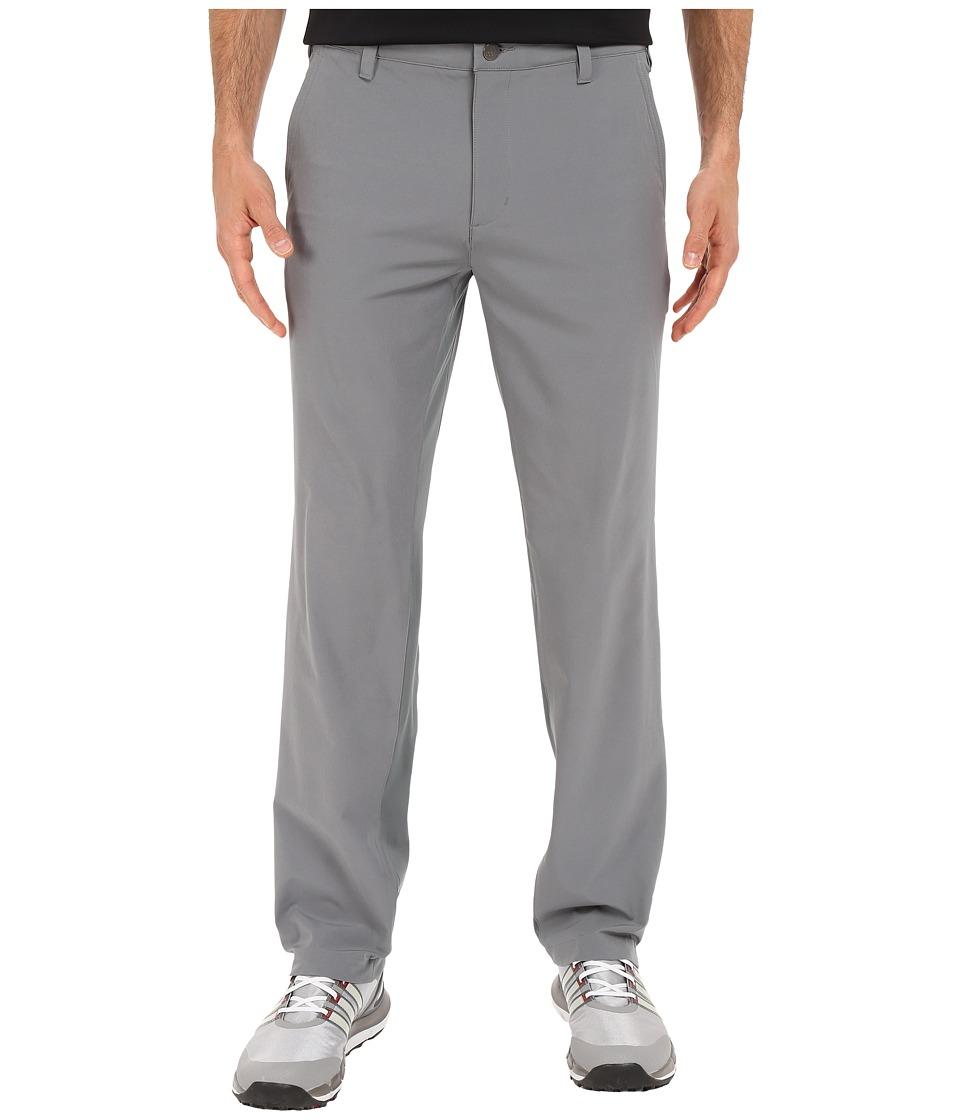 adidas Golf CLIMACOOL Ultimate Airflow Pants Vista Grey/Black Mens Casual Pants