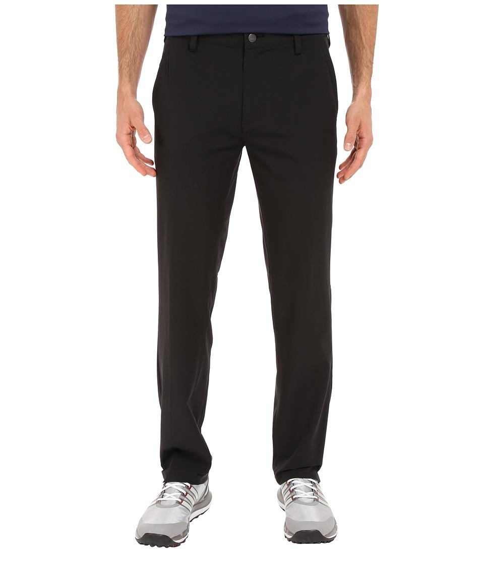 adidas Golf CLIMACOOL Ultimate Airflow Pants Black/Vista Grey Mens Casual Pants