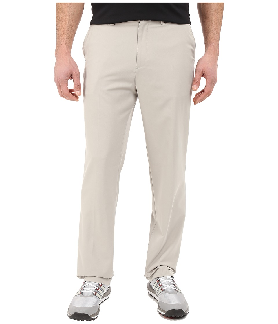 adidas Golf CLIMALITE Relaxed Fit Pants Sesame Mens Casual Pants