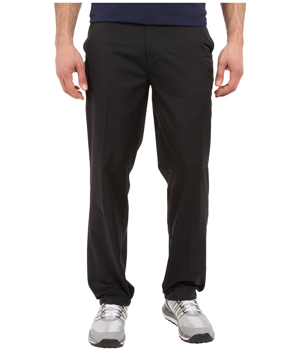 adidas Golf CLIMALITE Relaxed Fit Pants Black Mens Casual Pants