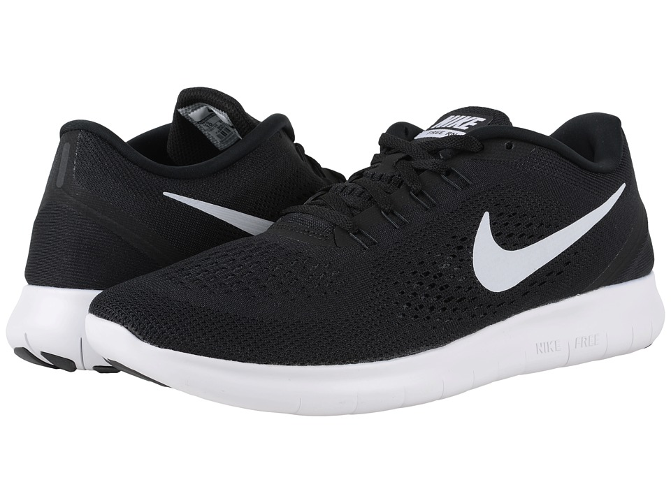 Nike - Free RN (Black/Anthracite/White) Men
