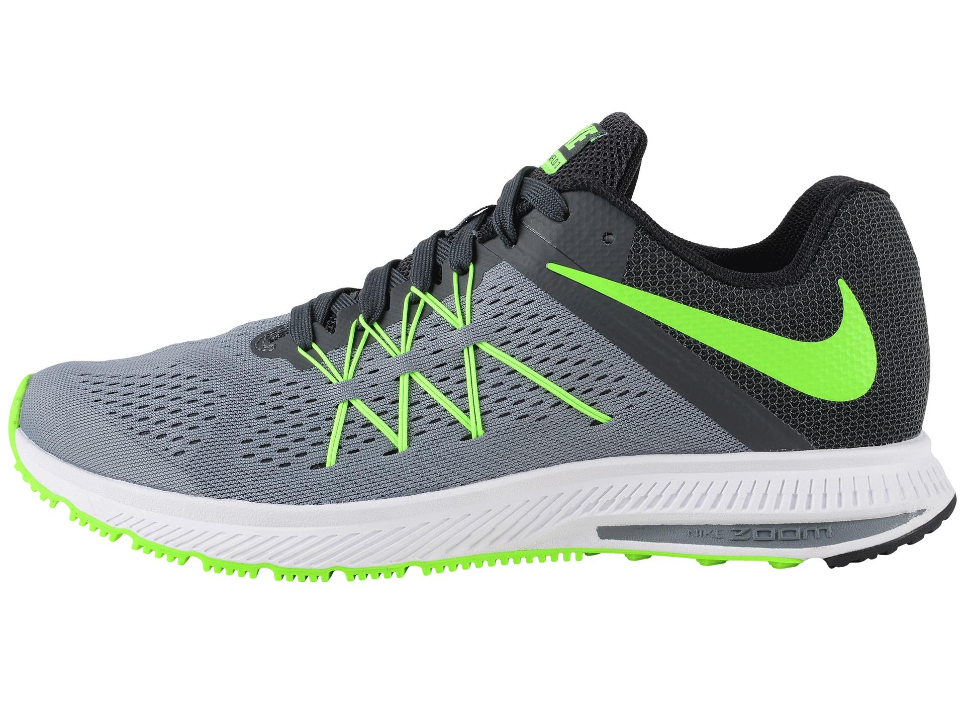 Nike Zoom Winflo 3 Caracteristicas