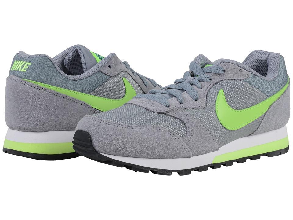Nike - MD Runner 2 (Stealth/Ghost Green/Rio Teal/White) Women