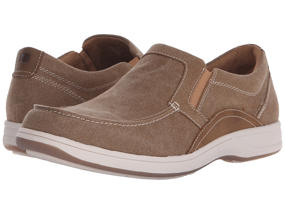 Florsheim Lakeside Moc Toe Slip-On (Sand) Men