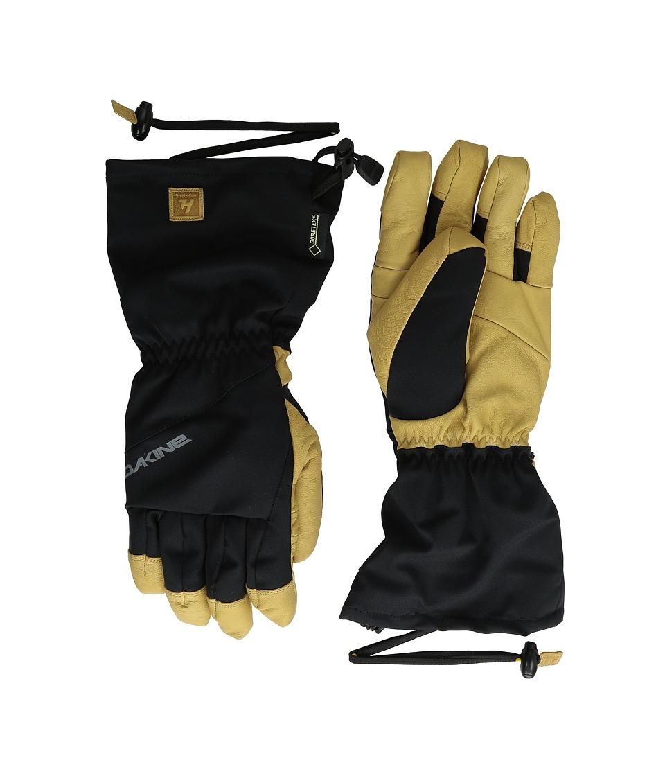 Dakine Rover Glove Black/Tan Extreme Cold Weather Gloves