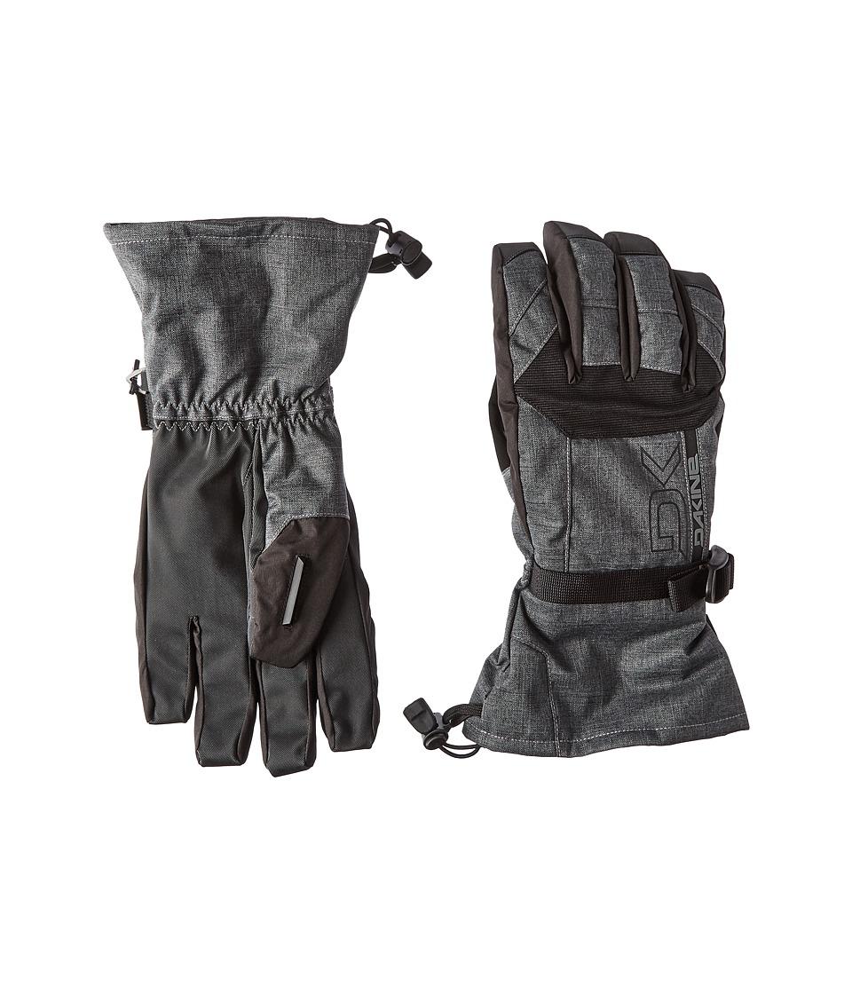 Dakine Scout Short Glove (Carbon 1) Snowboard Gloves