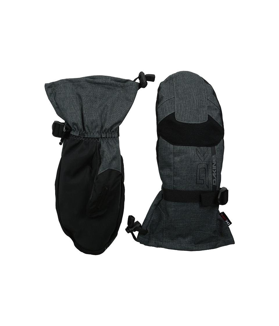 Dakine Scout Mitt (Carbon 1) Snowboard Gloves
