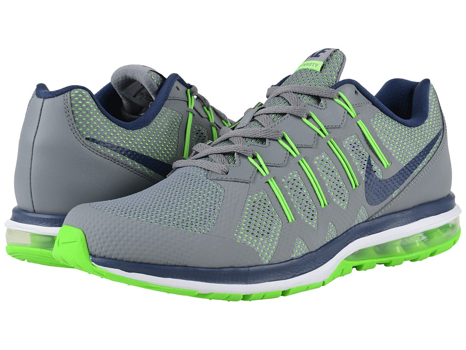 Nike Air Max 2011 Blue Grey Mens Running Trainers Shoes