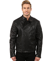 Kenneth Cole Sportswear - Designer Moto Cross Jacket
