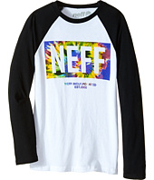 Neff Kids - Tie-Dye New World Raglan (Big Kids)