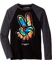 Neff Kids - Concord Tie-Dye Raglan (Big Kids)