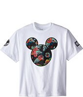 Neff Kids - Astro Floral Mickey Prime Tee (Big Kids)