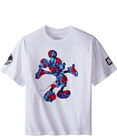 Neff Kids - Mickey Perennial Tee (Big Kids)