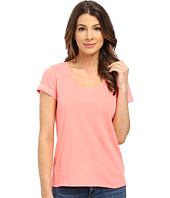 Splendid - Vintage Whisper Short Sleeve Scoop Tee