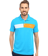PUMA Golf - Short Sleeve Cool Touch Polo
