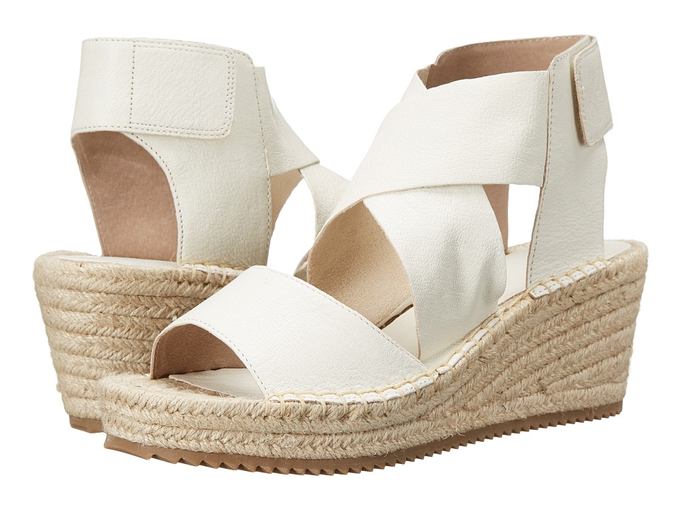 Eileen Fisher Willow (Bone Tumbled Leather) Women