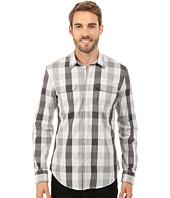 Calvin Klein Jeans - Blotch Print Gingham Shirt