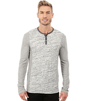 Calvin Klein Jeans - L/S Henley Color Blocked