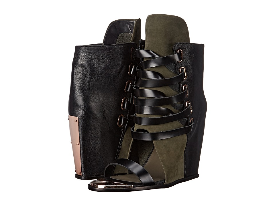 IVY KIRZHNER Mount Black/Cargo Womens Shoes