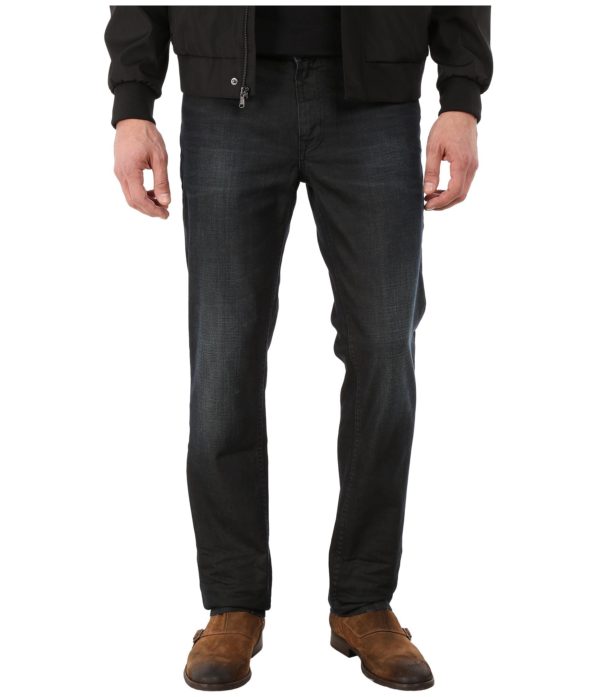 calvin klein jeans velocity black slim denim straight. Black Bedroom Furniture Sets. Home Design Ideas