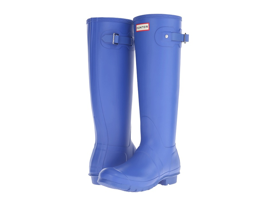 Hunter Original Tall (Bright Cobalt) Women